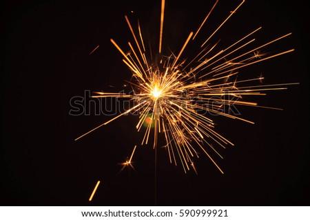 sparklers #590999921
