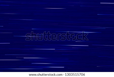 Sparkling blue background, colorful light, white horizontal horizontal lines #1303515706