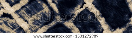 Spattered Paint. Aquarelle Art. Watercolor Artwork. Japanese Ethnic Natural Canvas. Boho Abstract Painting. Bleached Dirty Art Paint. Black, Indigo, Blue Spattered Paint.