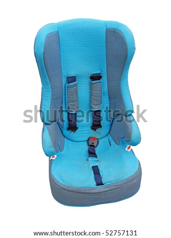 Special car seat for small young baby