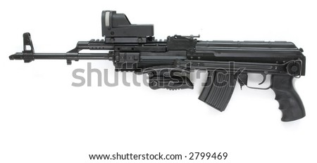 special modification of kalashnikov