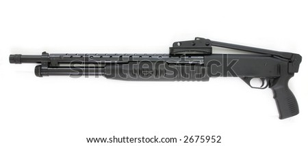special pump riffle