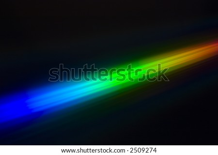 spectral color