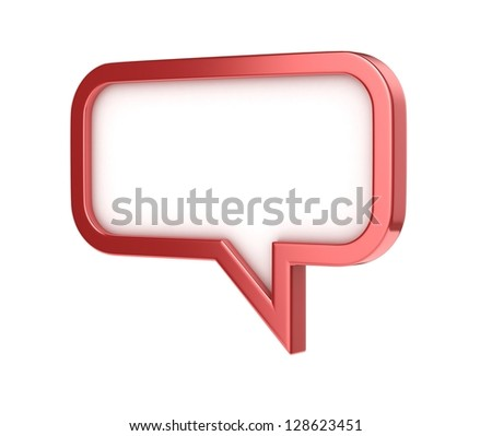 speech bubble - conversation chat texting icon