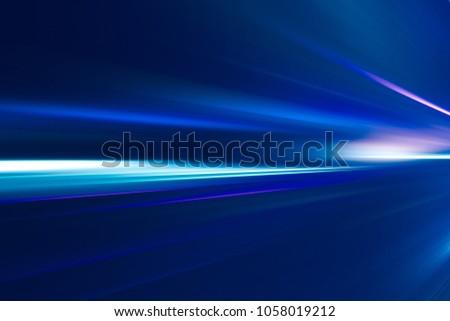 SPEED LIGHT BACKGROUND #1058019212