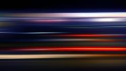 speed motion background in black background