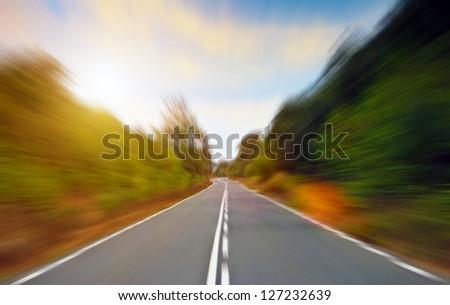 speed way