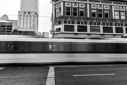 Speeding Train Denver
