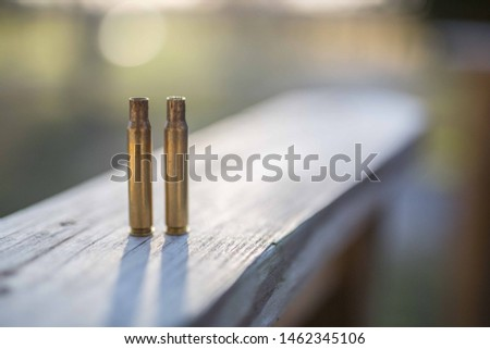 spent shells depth of field  #1462345106