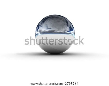 sphere mirror