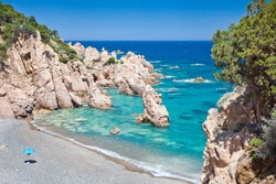 spiaggia Tinnari, Sardinia, Italy