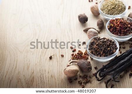 Spice Border