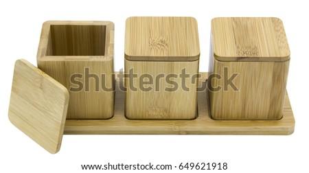 Spice Box Stok fotoğraf ©
