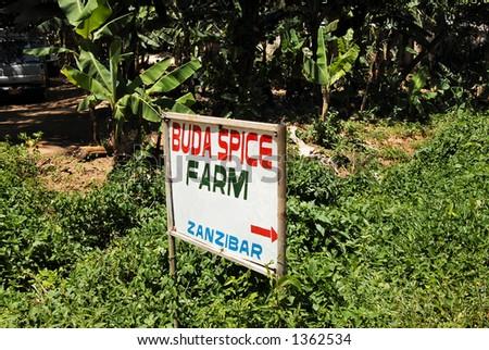 Spice Farm Spice Farm in Zanzibar