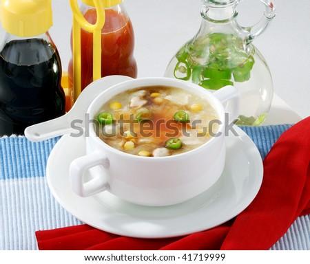 Spice Soup Bowl