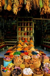 Spices and Potions Market