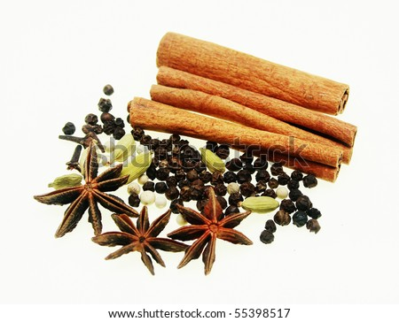 spices are used by people of asia