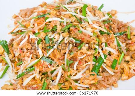 Spicy Thai Noodles With Shrimp Spicy Shrimp Pad Thai Rice