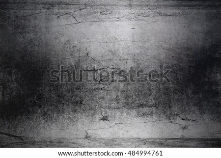 spider web silhouette on concrete wall - halloween theme spooky background with place for your text