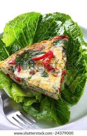 Italian Style Omelet Appetizer Recipes — Dishmaps