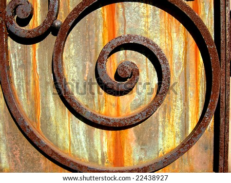 Spiral Abstract