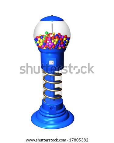 Spiral Jawbreaker Machine