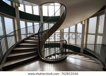 spiral staircase image