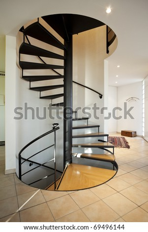 How to Design a Spiral Staircase | eHow.com