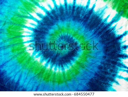 spiral tie dye abstract background.