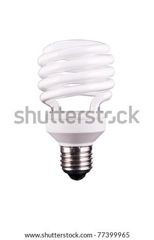 Spiral tube bulb