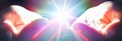 Spiritual Psychic Reiki Heal Energy And Light Field