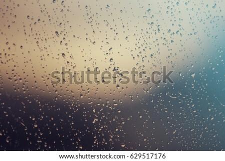 Splash of Rain #629517176