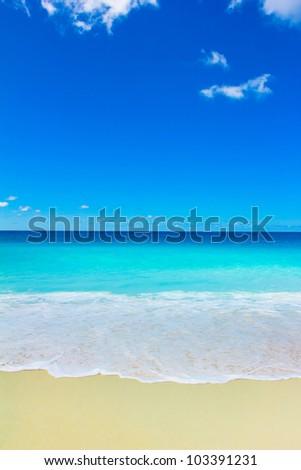 Splashing Surf Waters