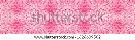 Splatter Backdrop. Watercolor Texture. Liquid Inks. Pink,White Ink Textured Japan Backdrop. Ethnic Cloth Decoration. Splattered Chic Abstraction. Wavy Splatter Backdrop.