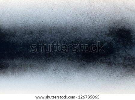Splatter spray paint texture