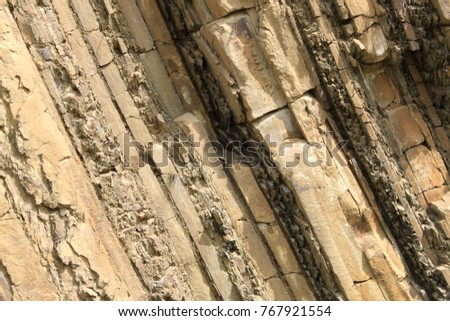splay Sandstone layers  #767921554