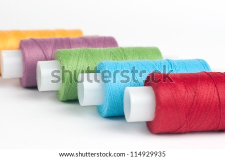 spool of thread are