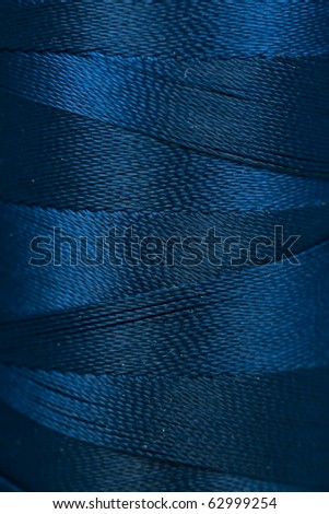 Spool of thread background, texture