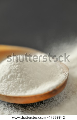 Spoonful of bicarbonate