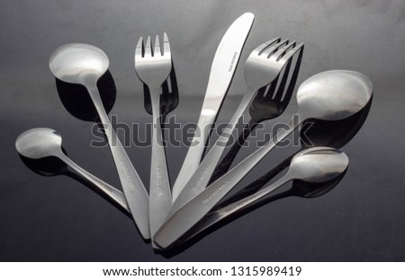 spoons and forks #1315989419