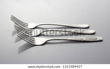 spoons and forks #1315989437