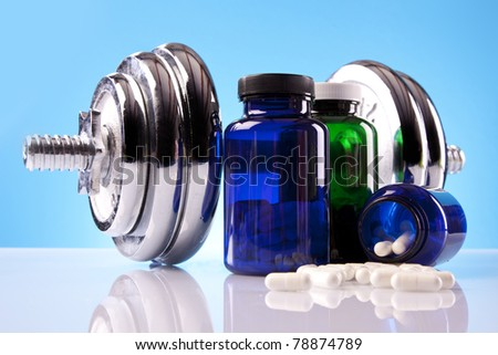 Sport and fitness supplements science