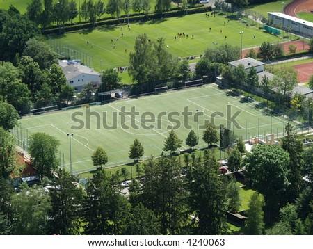 sport area, sport court