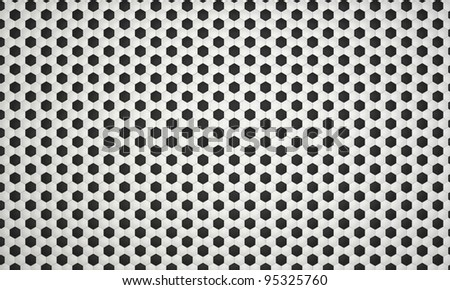 Sport background: Football or soccer ball texture. Extralarge resolution