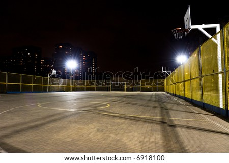 Basketball court - Wikipedia, the free encyclopedia