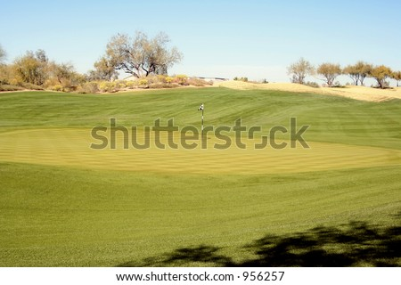Sport Golf Courses (exclusive at shutterstock)