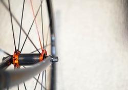 sport road bike front racing rim