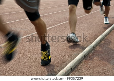 Sporting events - stock photo