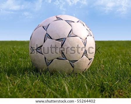 sports, ball, soccer, cloud