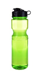 Sports bottle isolated on white